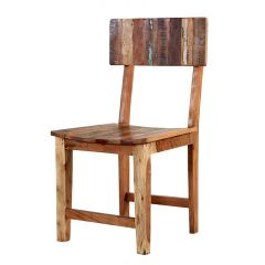 Reclaimed Boat Dining Chair