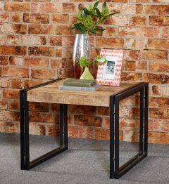 Cosmos Industrial Medium Coffee Table ID11
