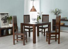 Dakota Mango Small Dining Table 4ft (120cm)